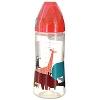 """Бутылочка пластиковая """"Suavinex"""" с широким горлом,  с латексной соской,  360 мл"""