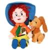 Незнайка и собака Булька.  Набор из 2 мягких говорящих игрушек
