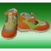 Ботинки детские на застежке